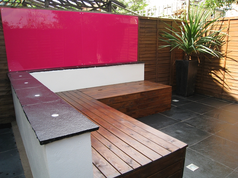 Gardens Ideas Gardens Colours Wooden Benches Google Search London Gardens