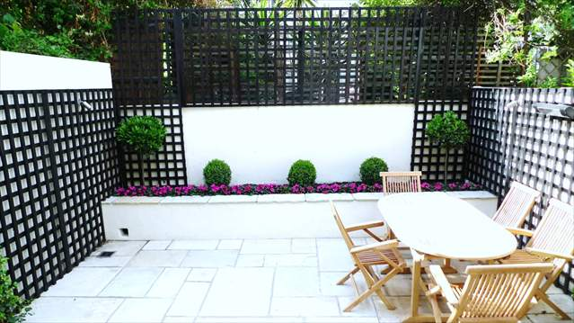 Sandstone Paving Court Yard Garden London Patio