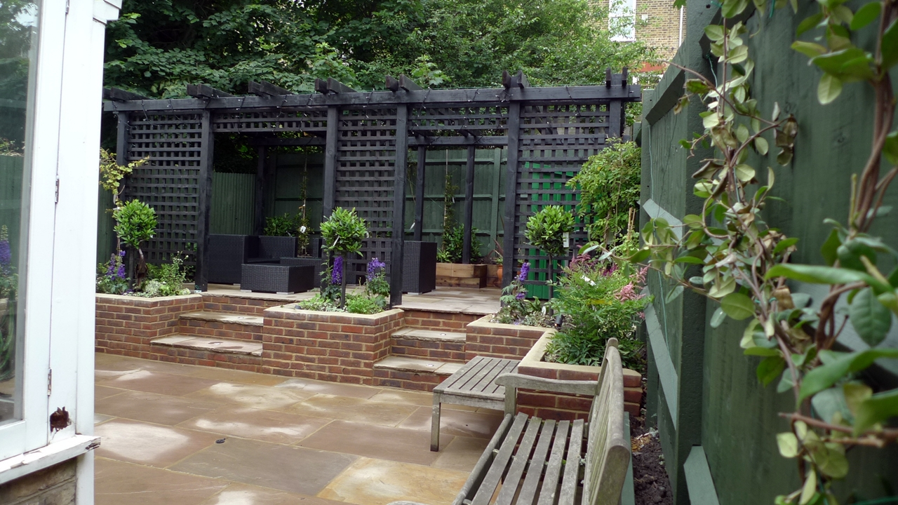 Pergola london garden blog - Garden ideas london ...