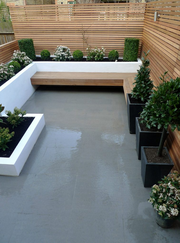 Modern garden tiles joy studio design gallery best design for Landscape design london