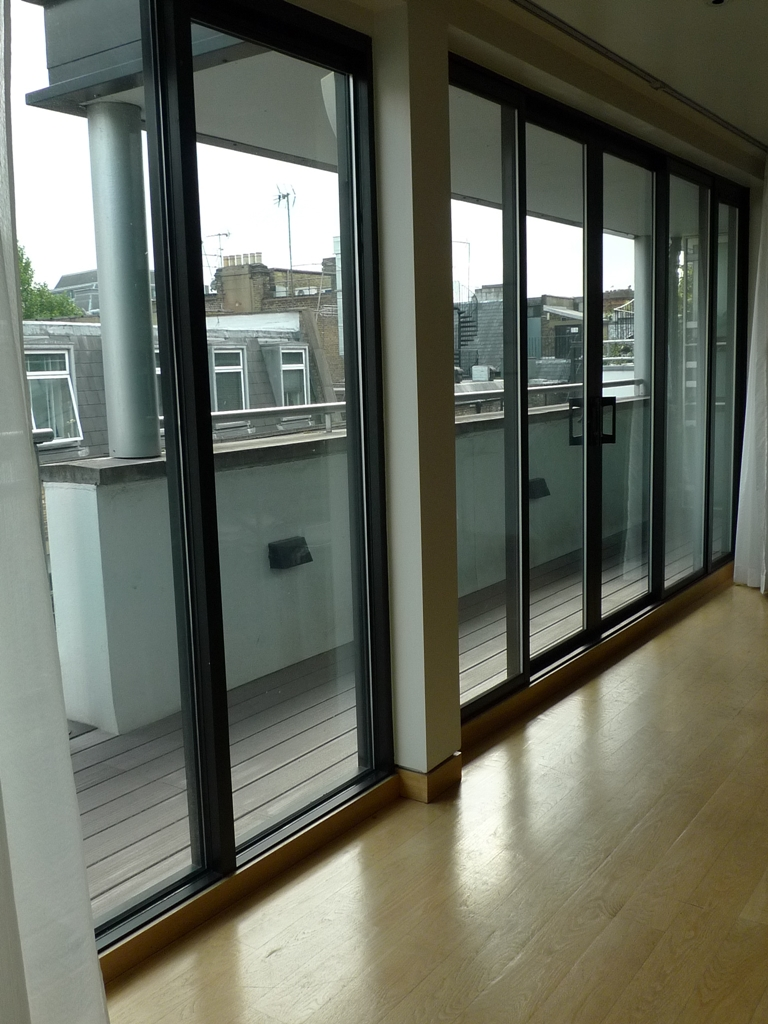 composite decking soho london
