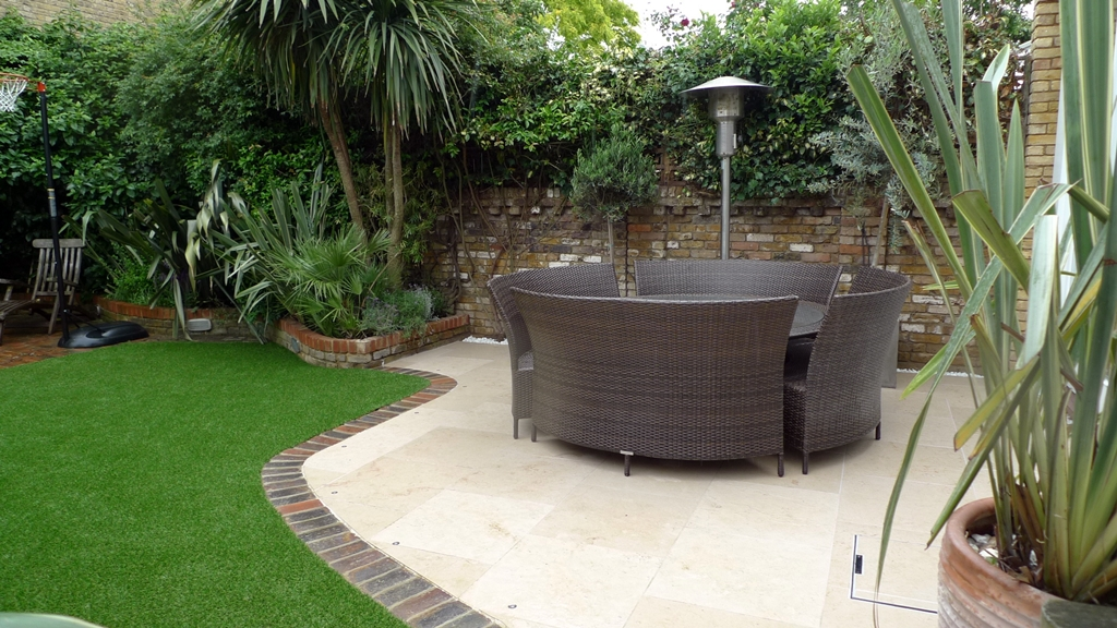 beige cream molianos portuguese limestone patio paving london
