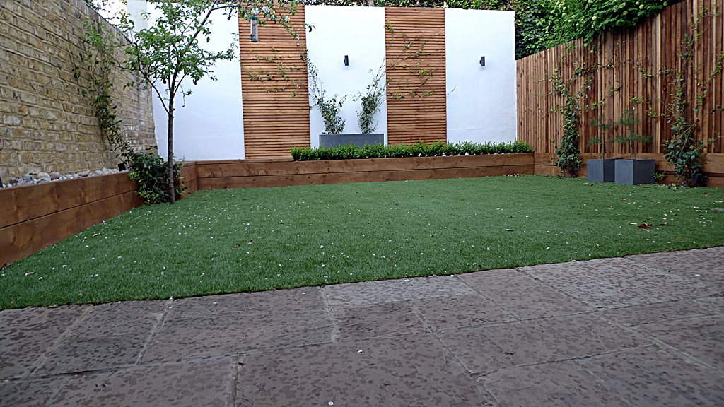 ten modern garden design ideas london 2014 (5)