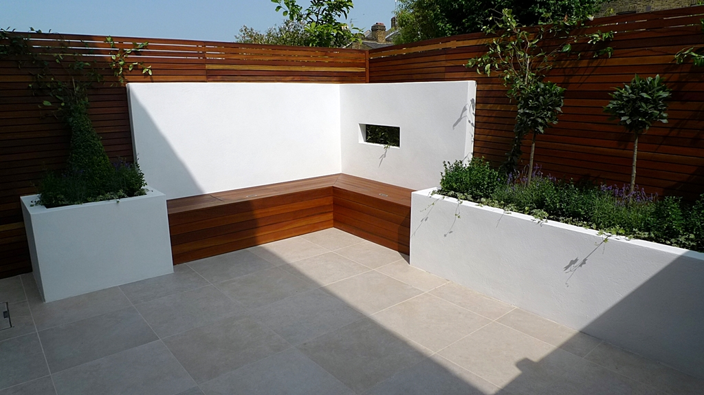 ten modern garden design ideas london 2014 (7)