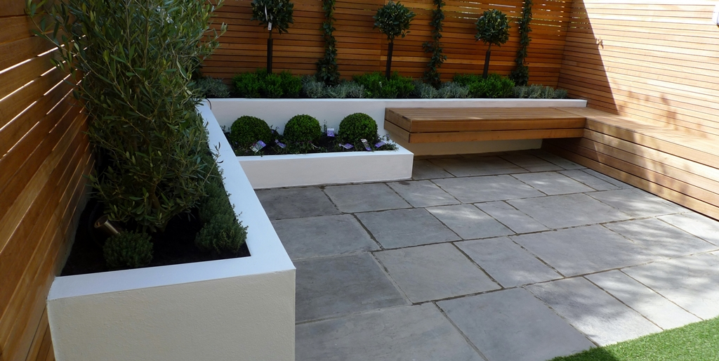 Grass archives london garden blog for Paved front garden designs