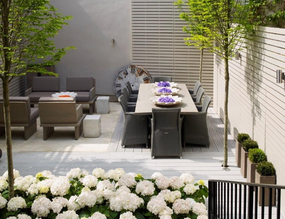 Great London Modern Garden Design