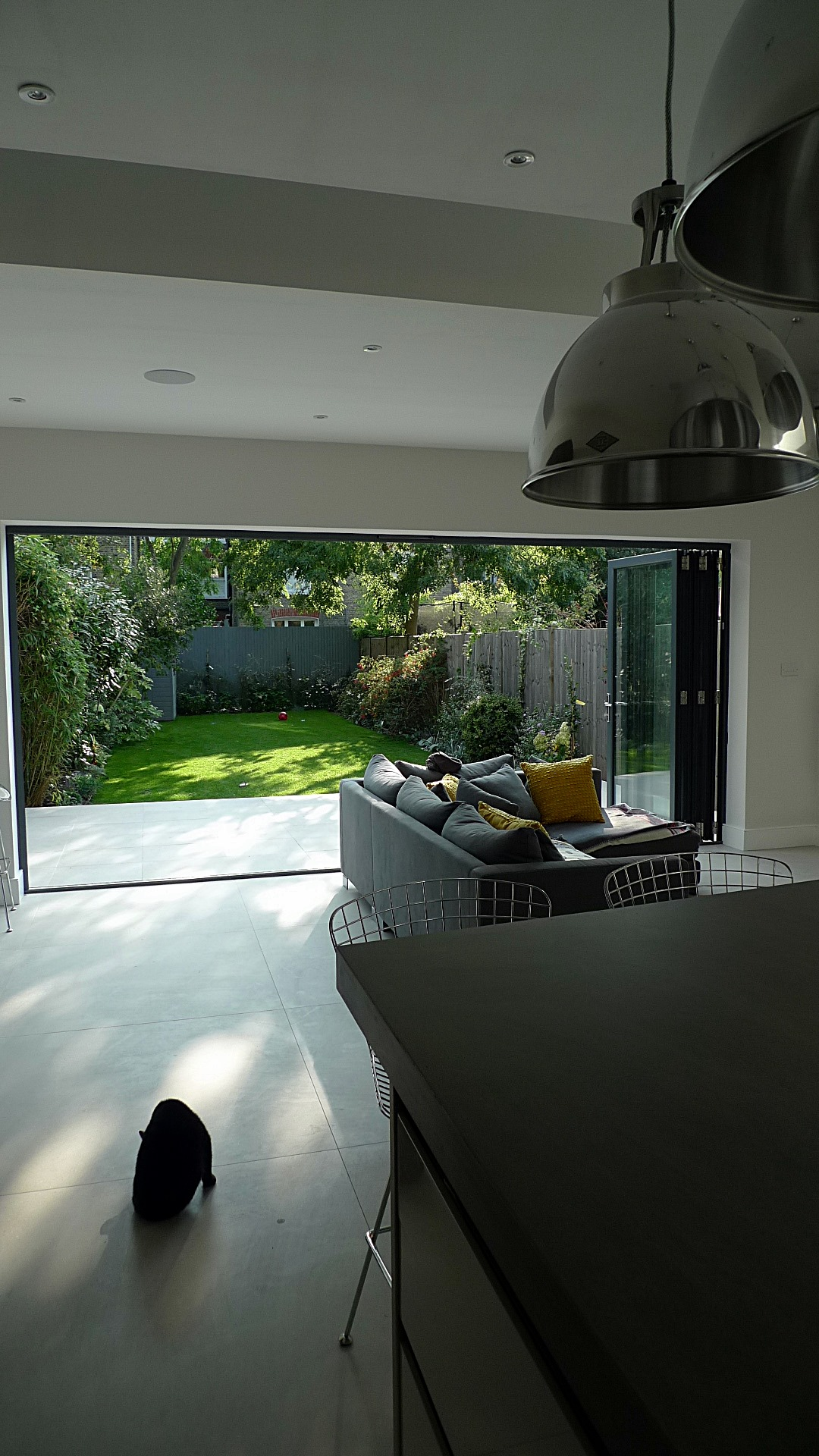 modern interior exterior garden house design Weaver Balham Tooting London (6)