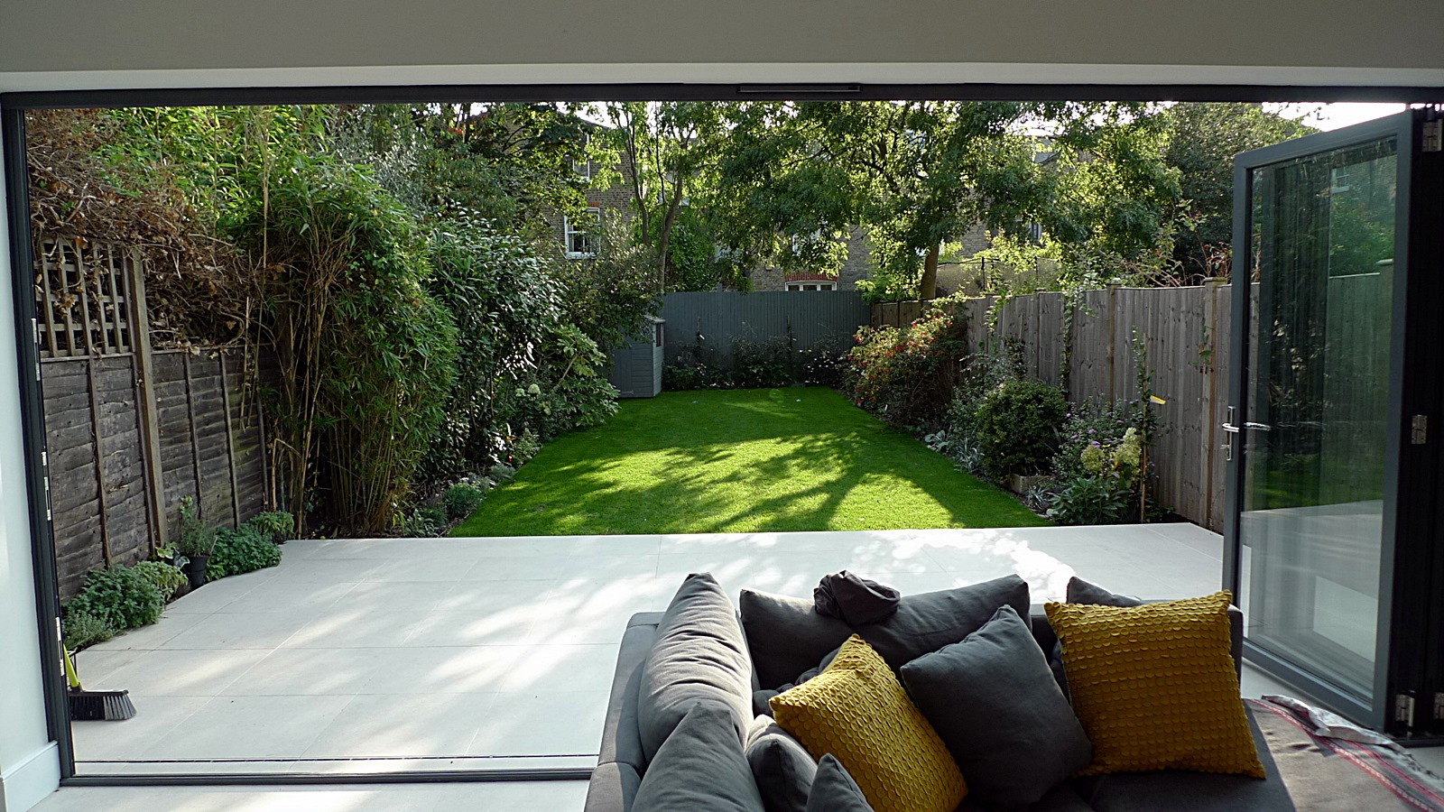 modern interior exterior garden house design Weaver Balham Tooting London (8)