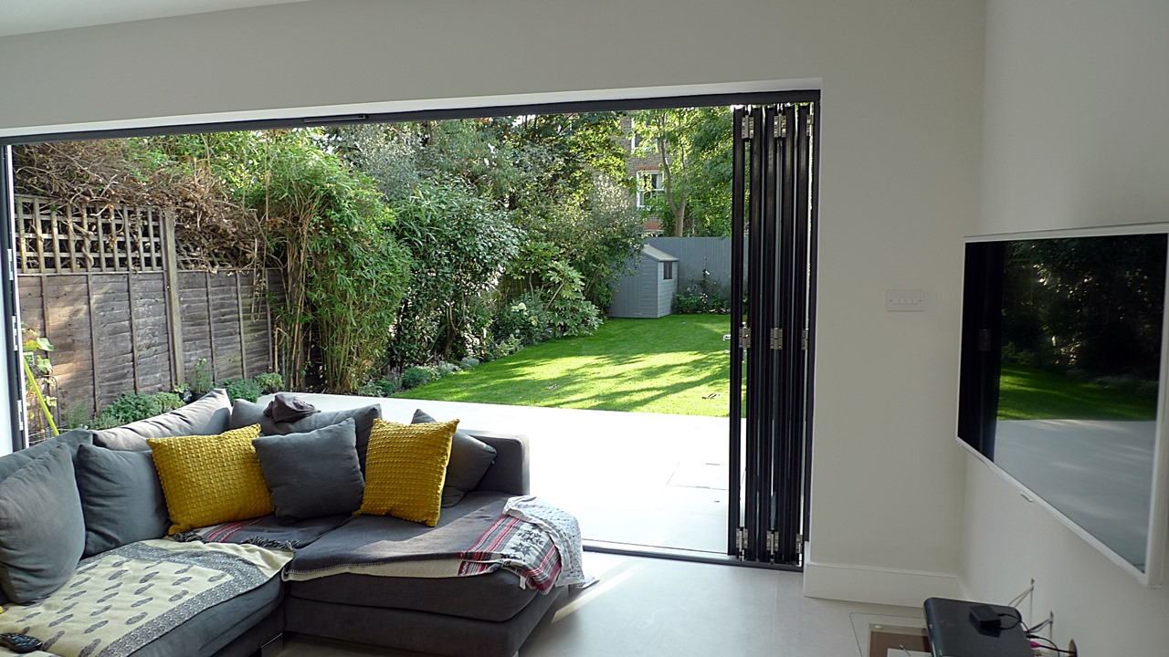 modern interior exterior garden house design contemporary Weaver Balham Tooting London (12)