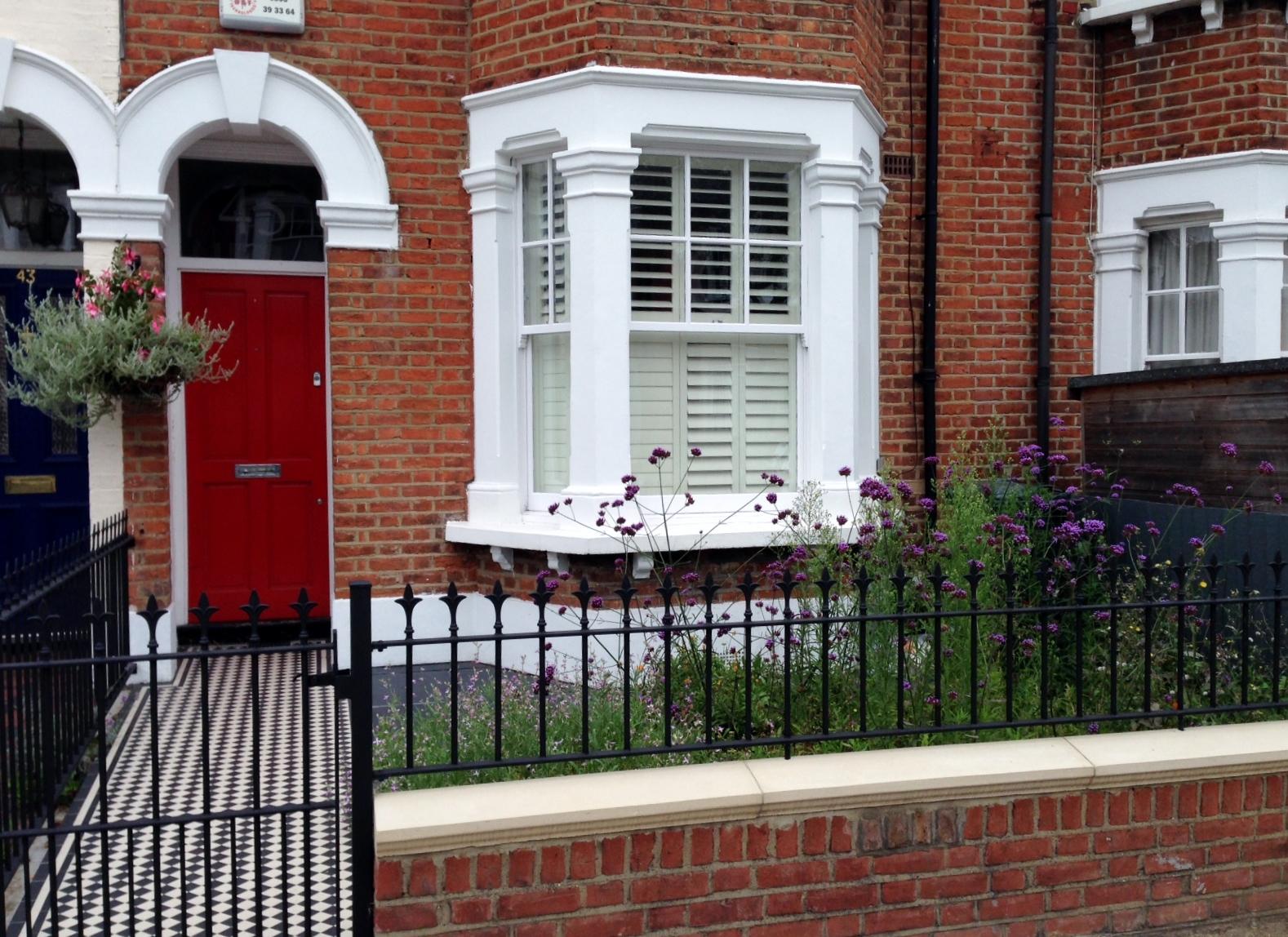 victorian mosaic tile path balham london (1)