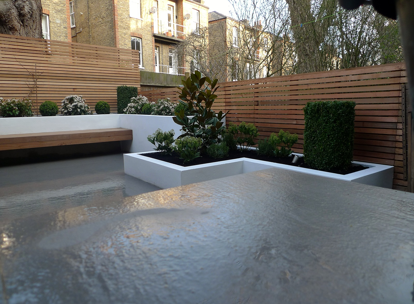 Garden design designer clapham balham battersea small low maintenance modern garden (11)