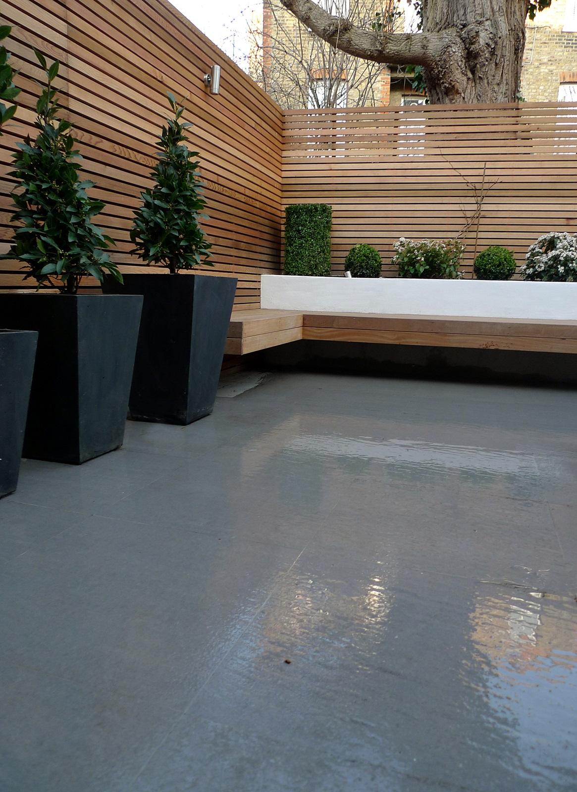 Garden design designer clapham balham battersea small low maintenance modern garden (16)