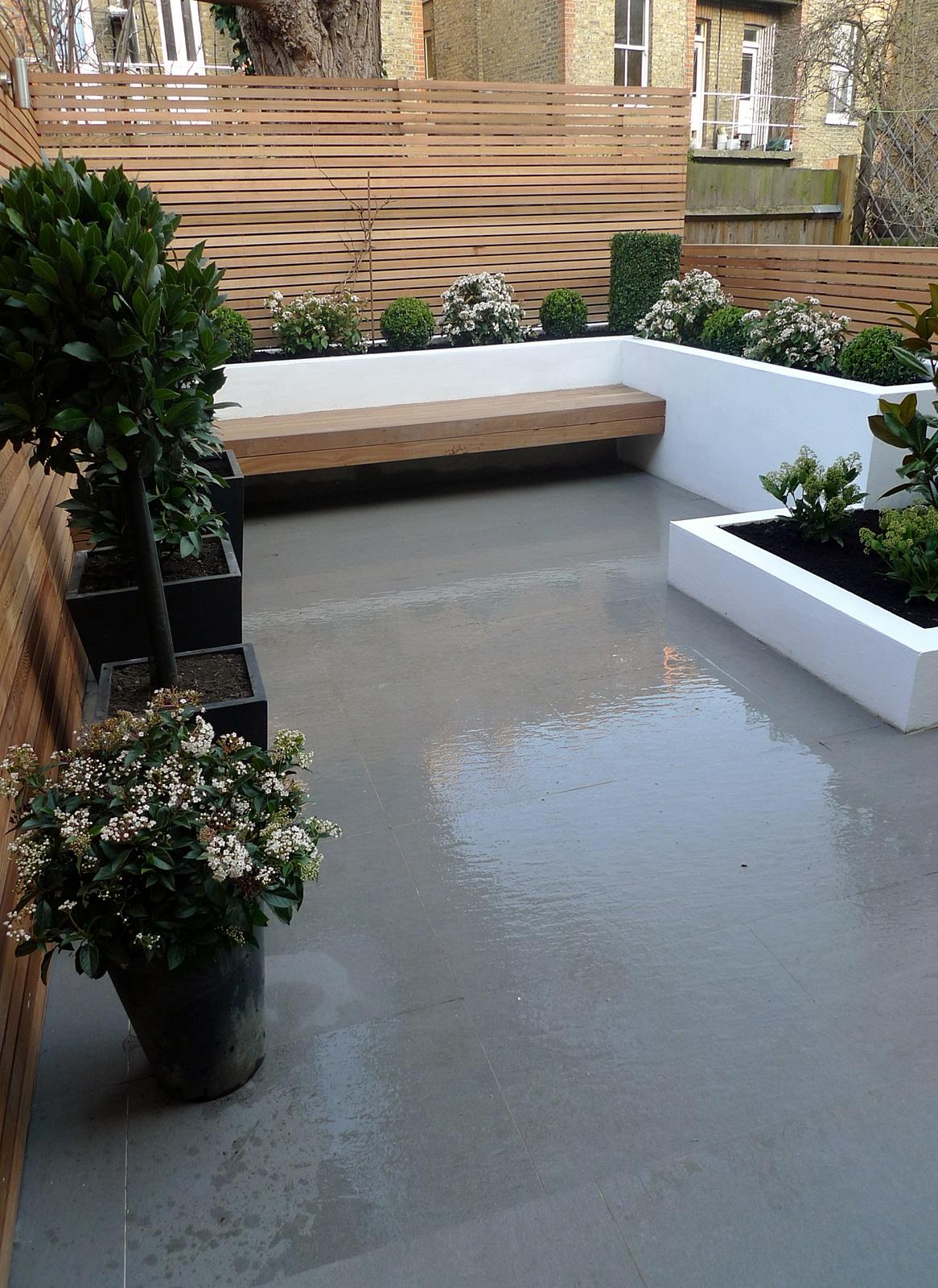 Garden design designer clapham balham battersea small low maintenance modern garden (19)