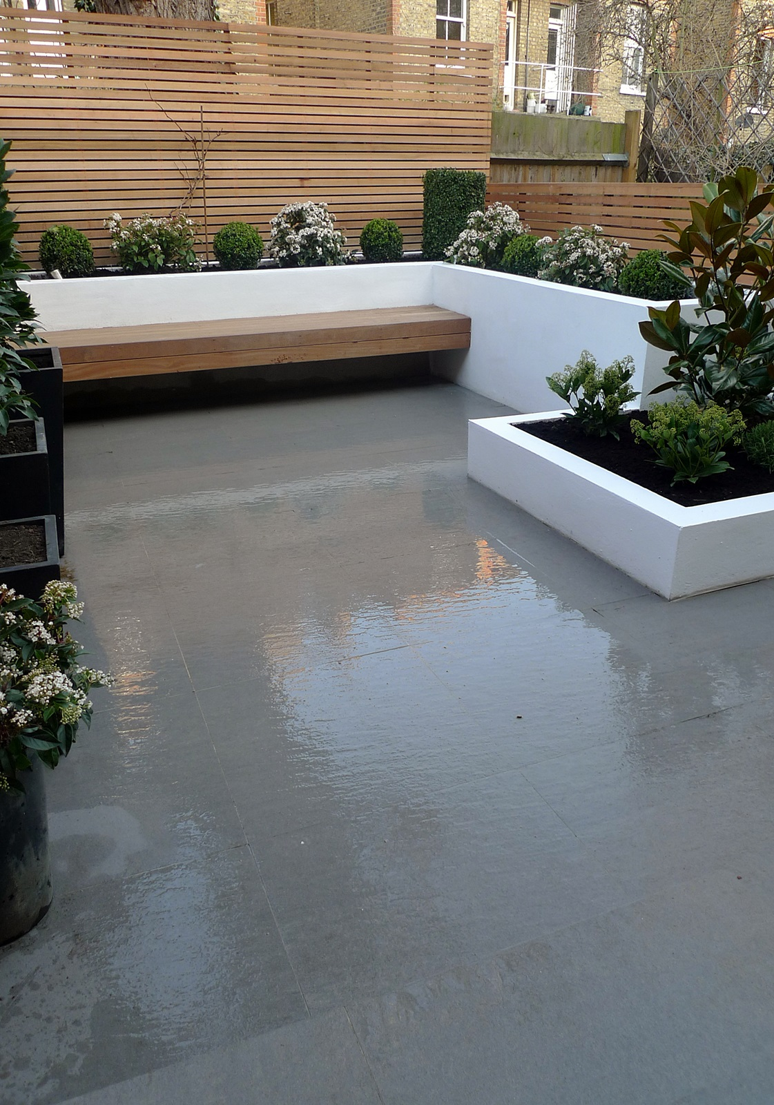 Garden design designer clapham balham battersea small low maintenance modern garden (20)