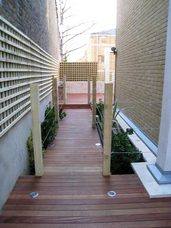 london decking deck builders installers hardwood softwood garden design (2)