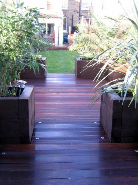 london decking deck builders installers hardwood softwood garden design (31)