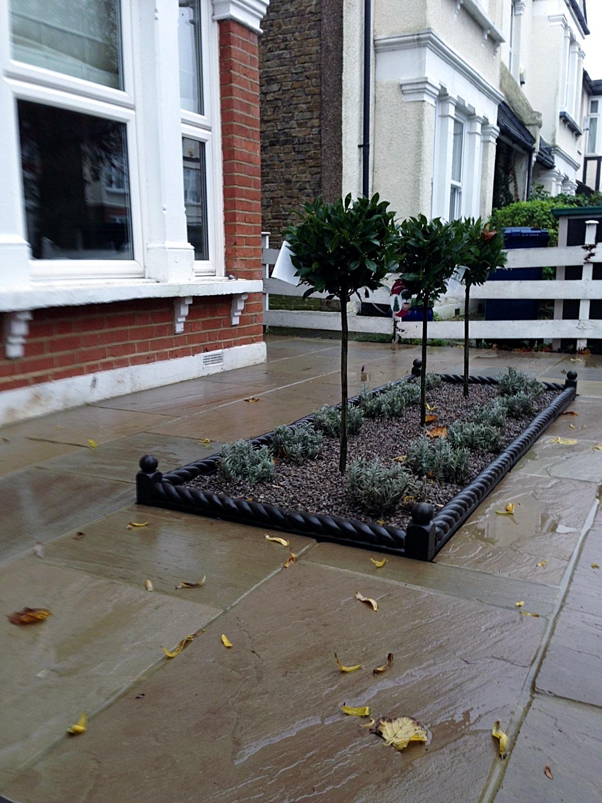 victroian front garden company london anewgarden (1)