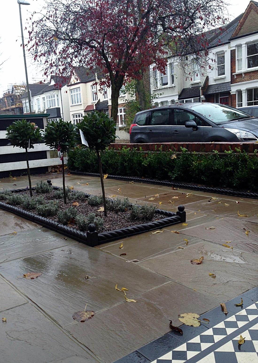 victroian front garden company london anewgarden (3)