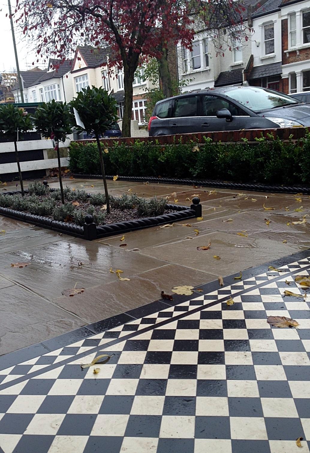 victroian front garden company london anewgarden (4)