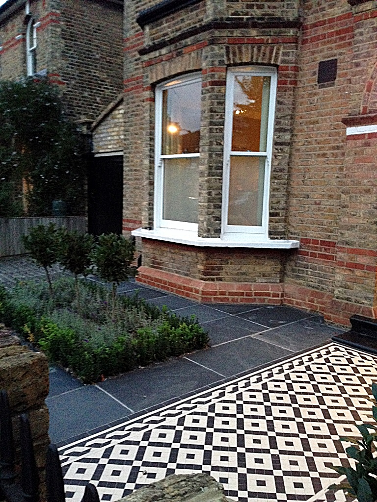 Peckham archives london garden blog for Victorian garden walls designs