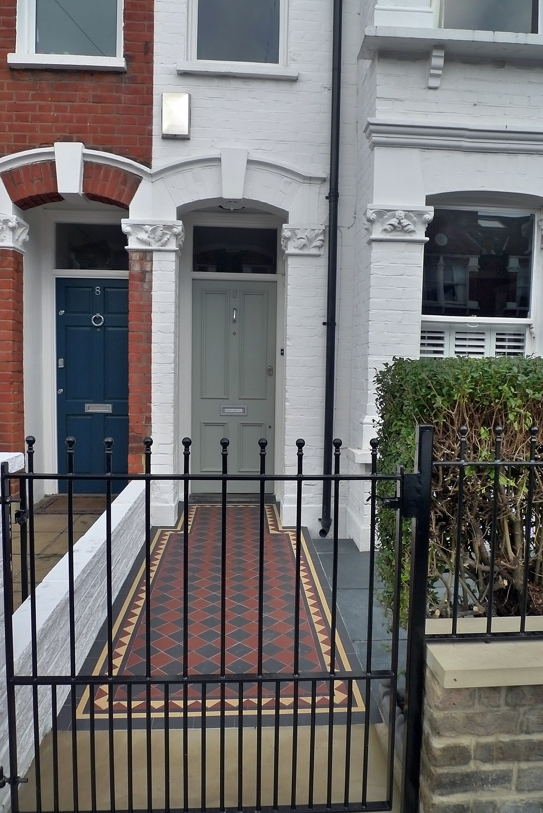 South West London Front Garden Design And Landscaping (1)