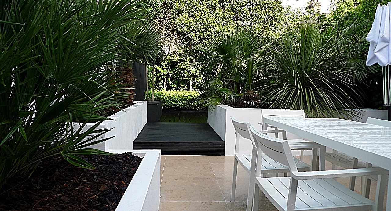 garden design landscaping london