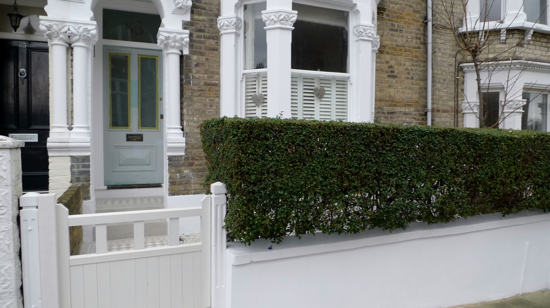 london front garden company battersea