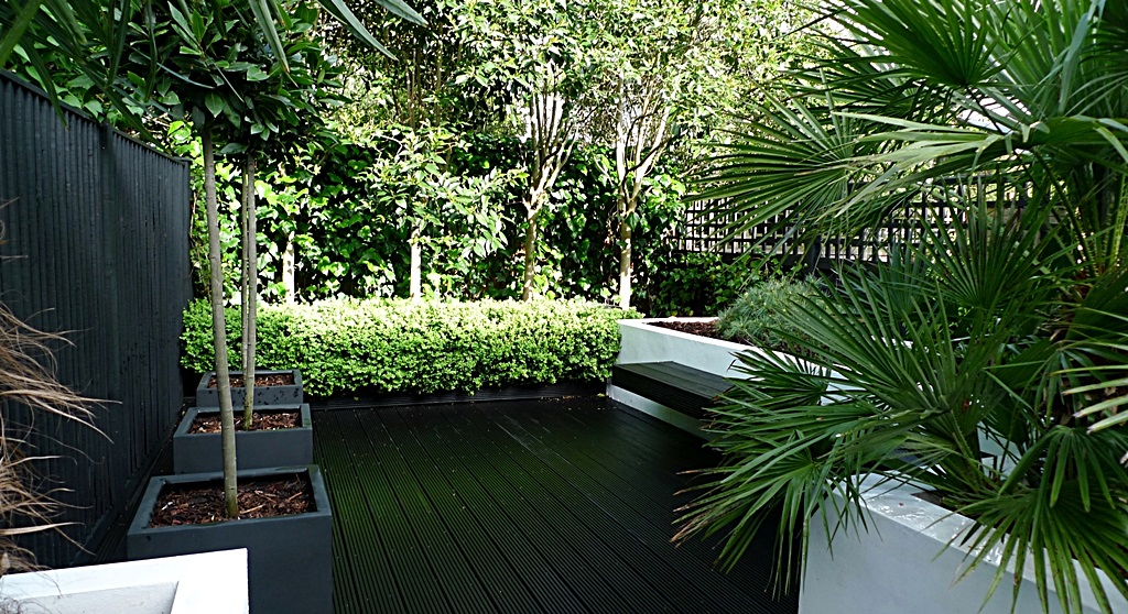 london landscaping modern contemporary garden design
