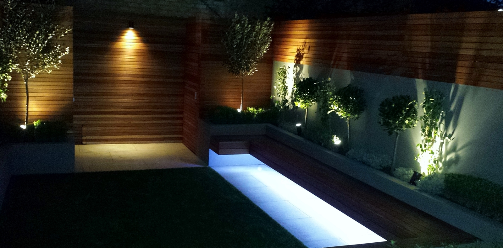 1000 images about ideas para el hogar on pinterest for Garden lighting designs