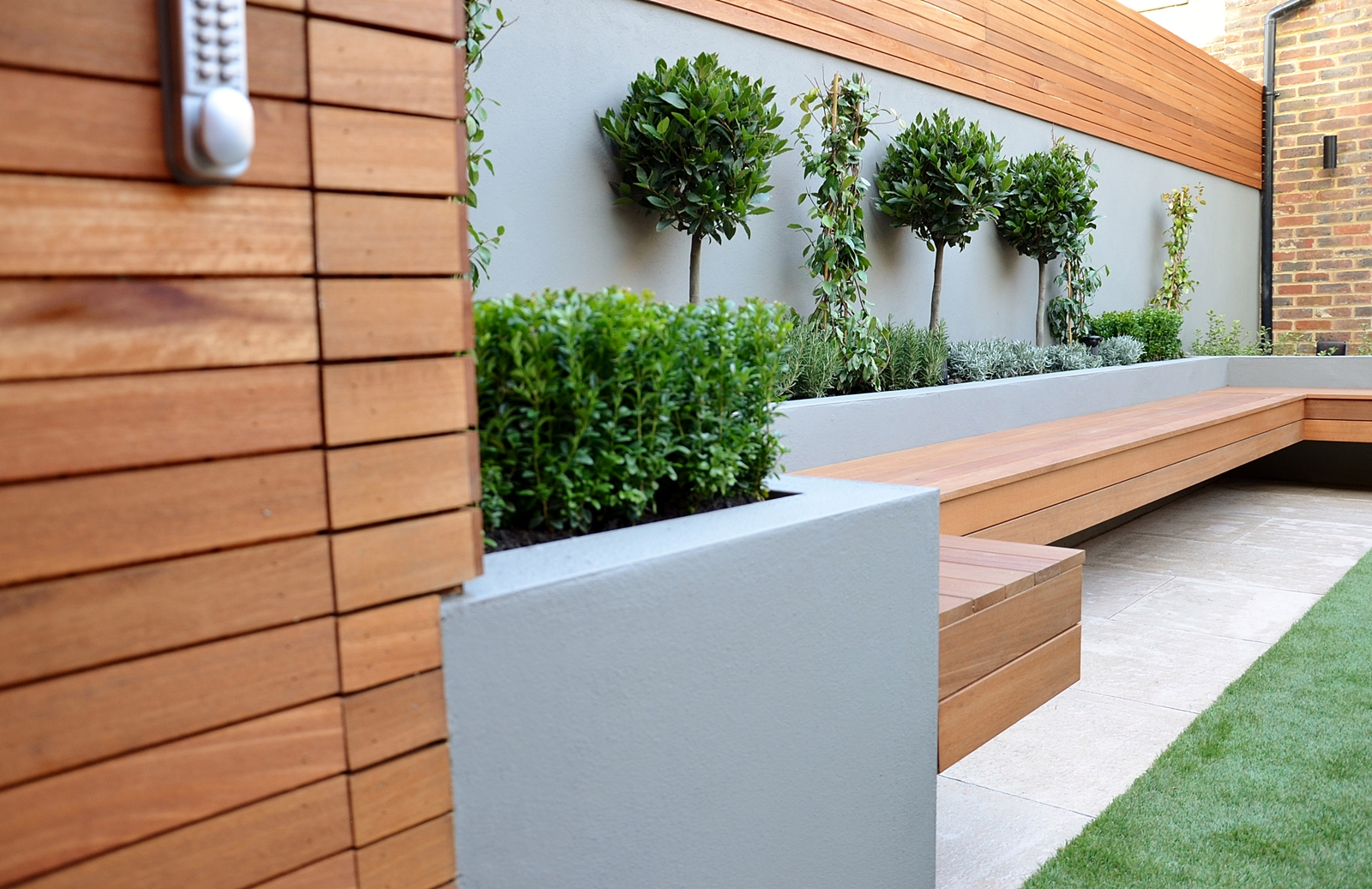 Modern Garden Design Landscapers Designers of Contemporary Urban