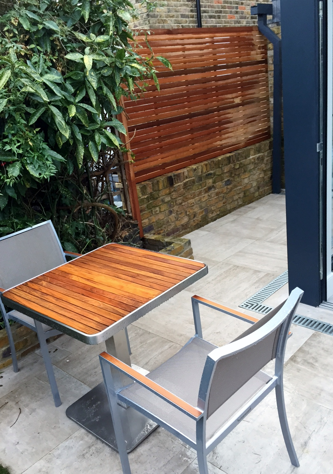 small garden design and build brixton london
