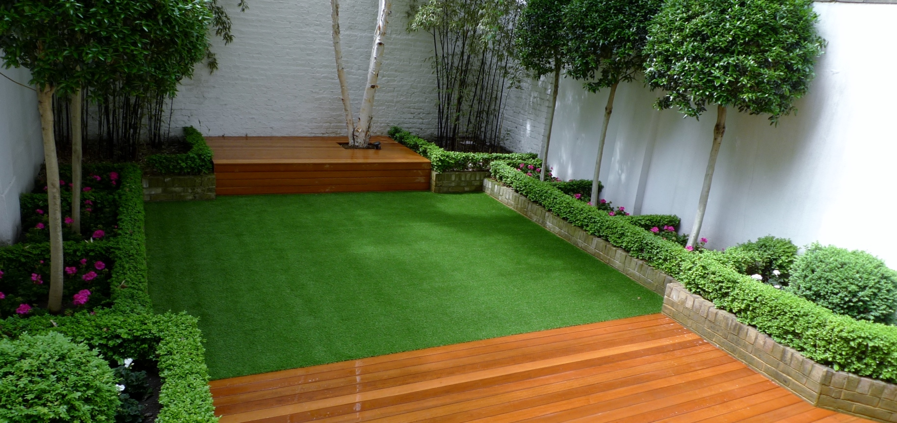battersea garden design