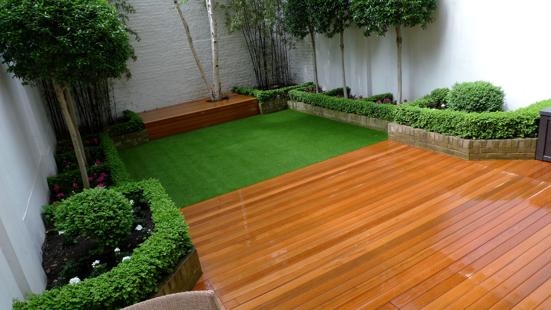 chelsea and fulham garden design london