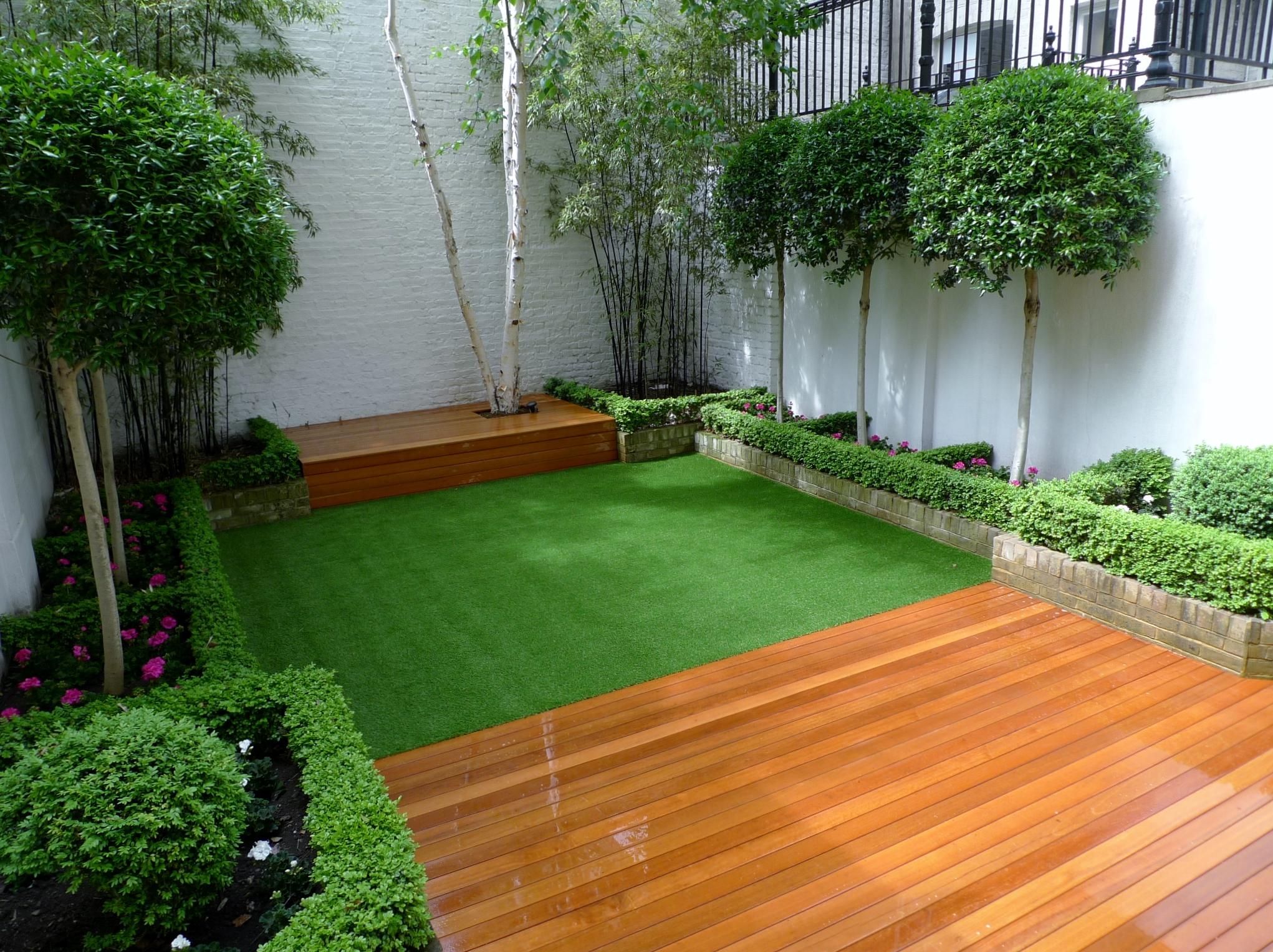 fulham garden design
