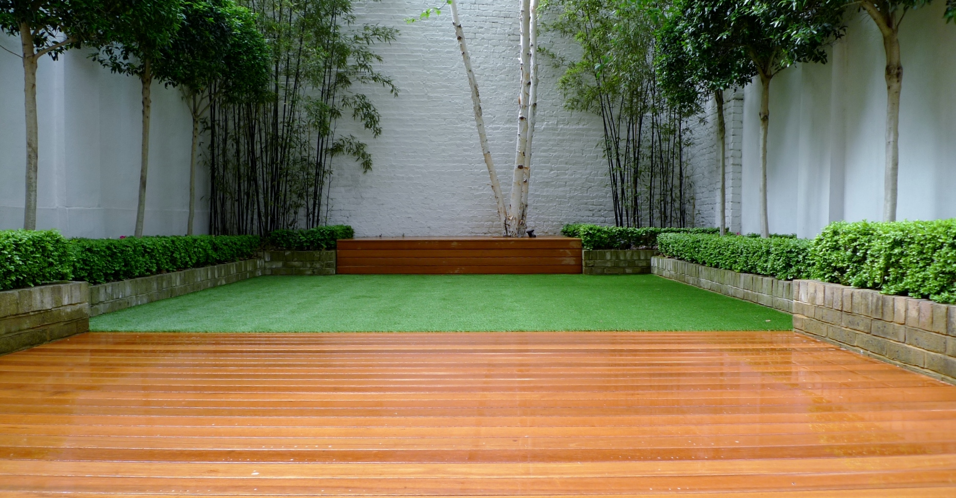garden designer battersea and clapham london