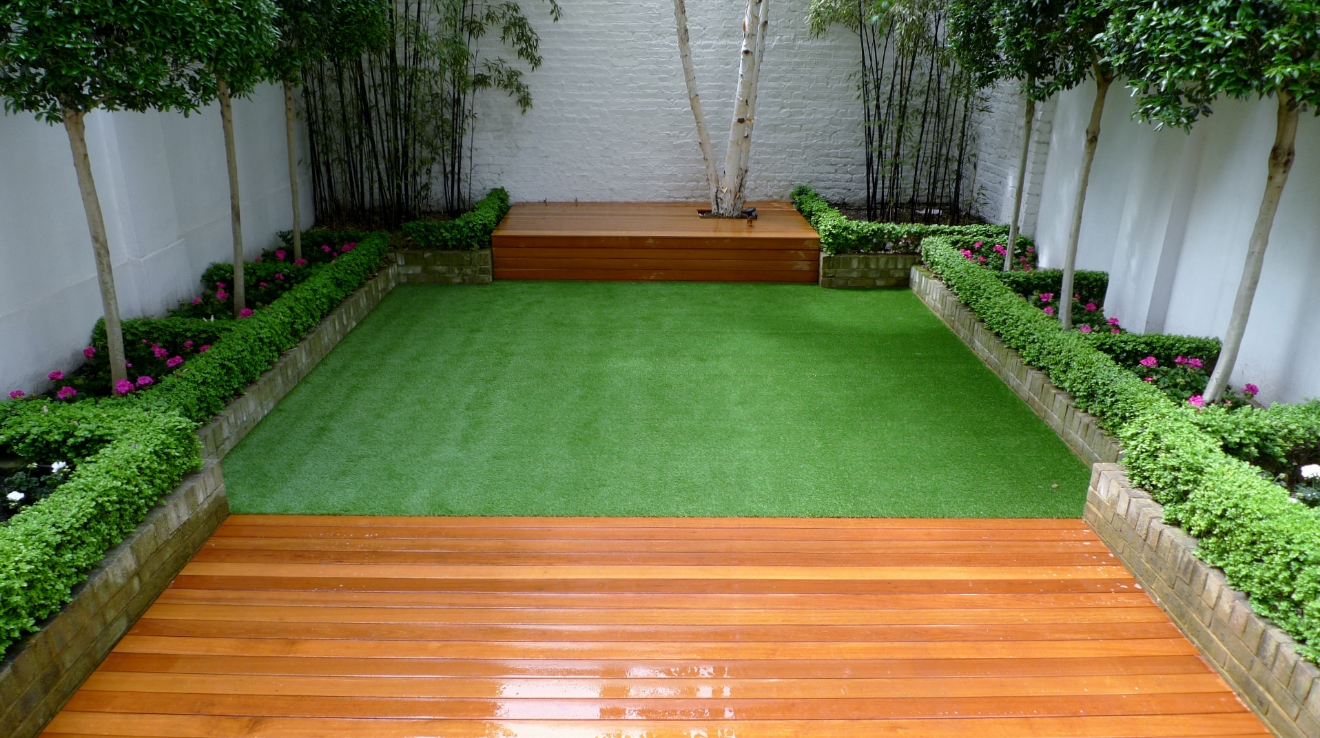 garden designer fulham london