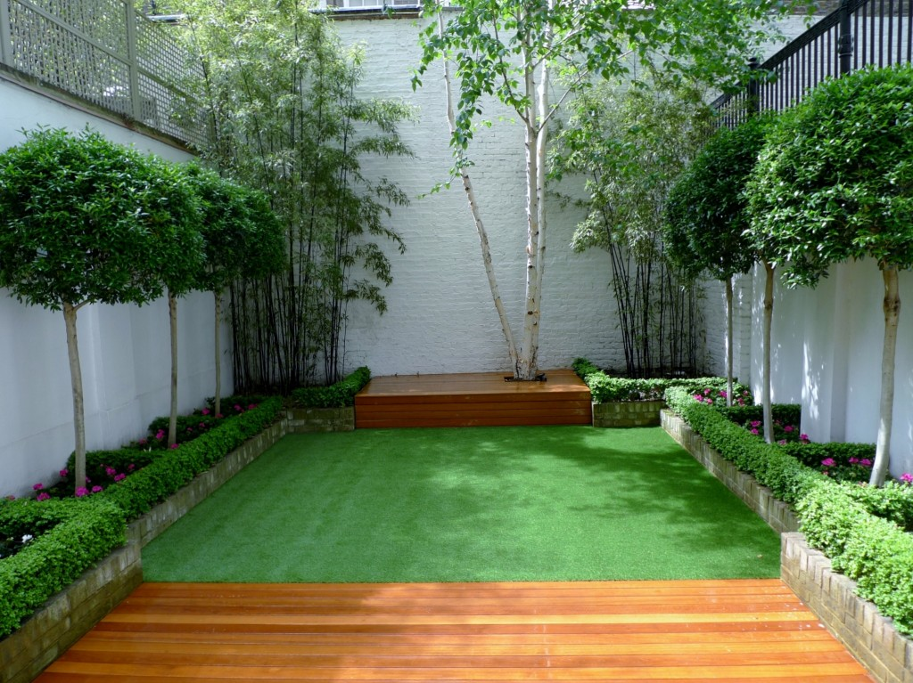 Chelsea Modern Garden Design London - London Garden Blog