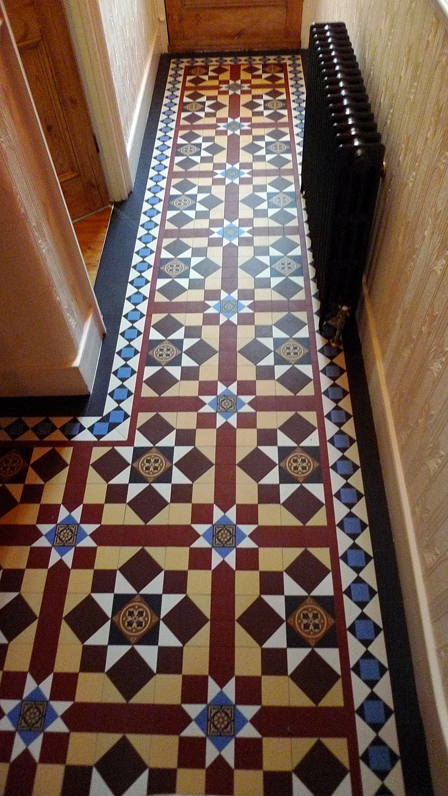 victorian and edwardian mosaic hallway tile path westminster kensington chelsea fulham london
