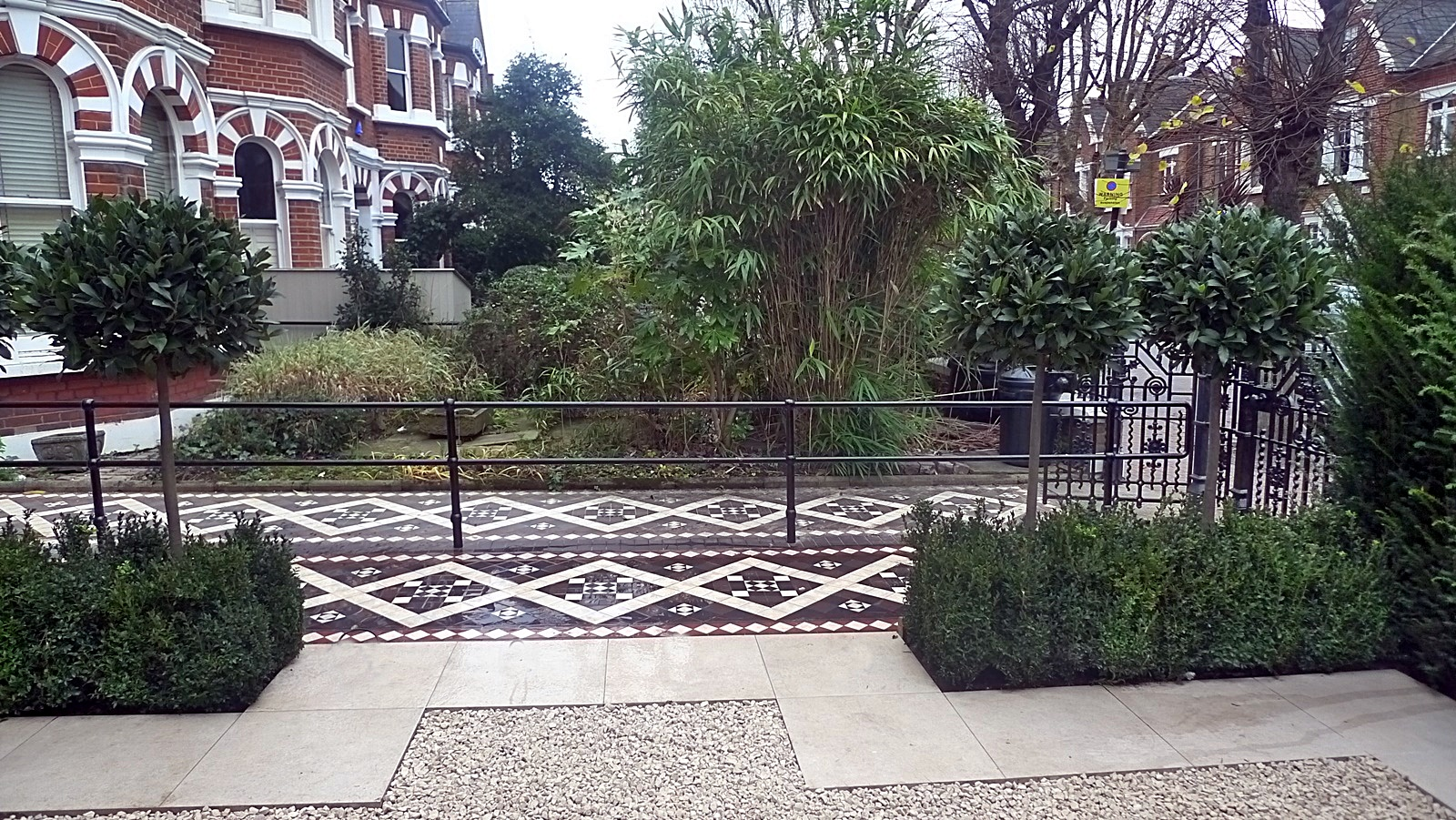 Balham Front Garden Company London Wandsworth Battersea