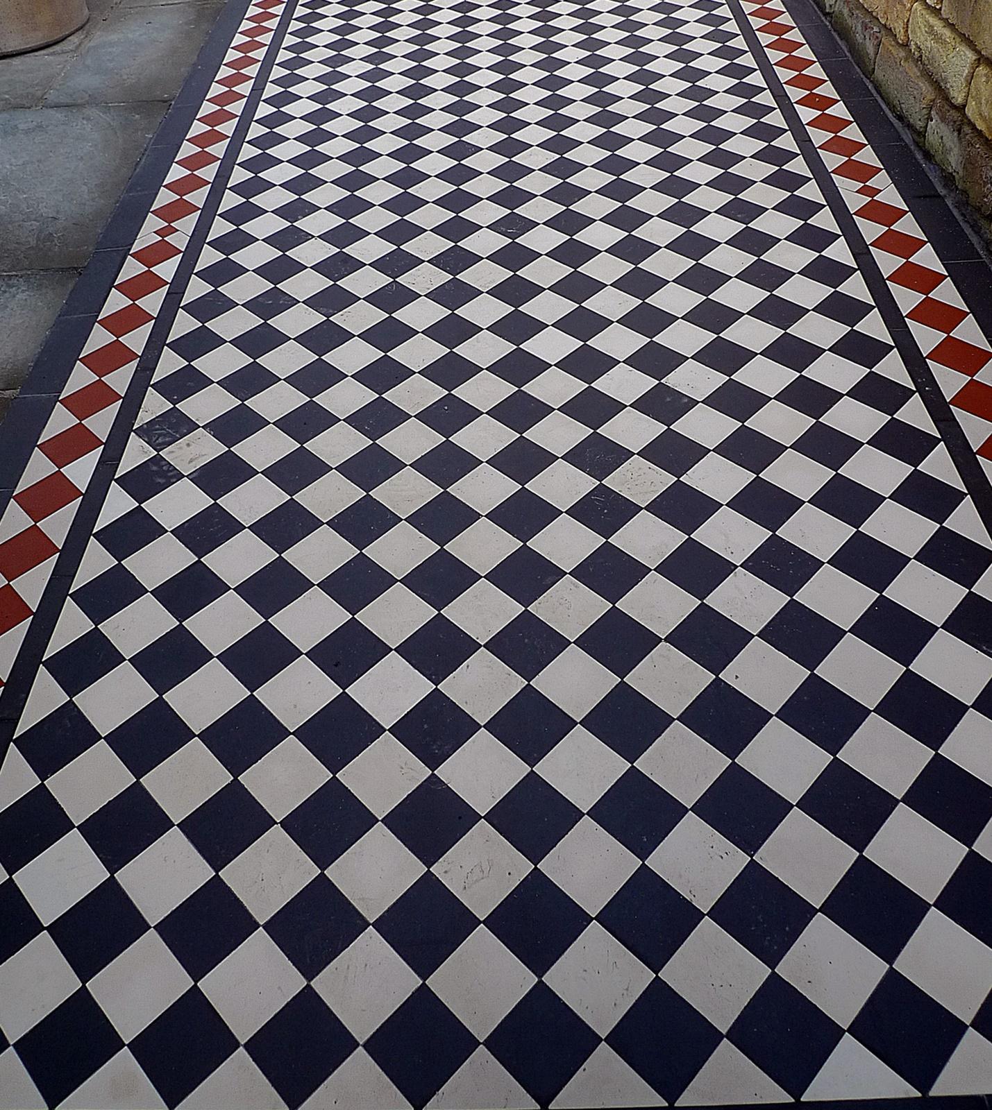 Victorian Mosaic London Battersea Clapham Wandsworth Balham Dulwich Peckham