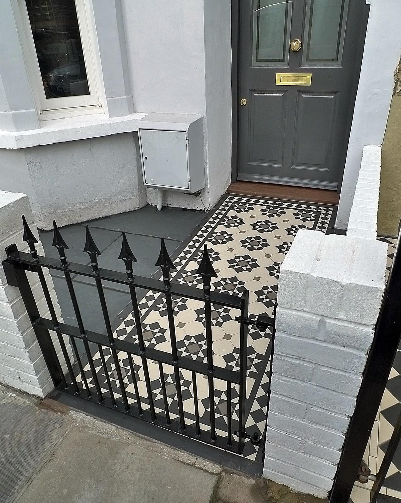Victorian Mosaic London Battersea Wandsworth Fulham Chelsea Balham