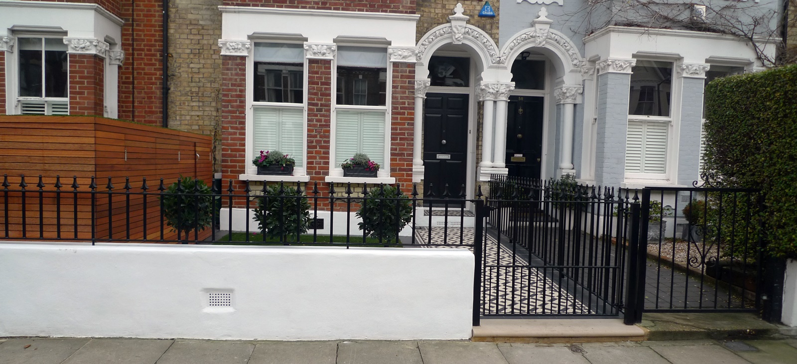 Front Garden Design London Company