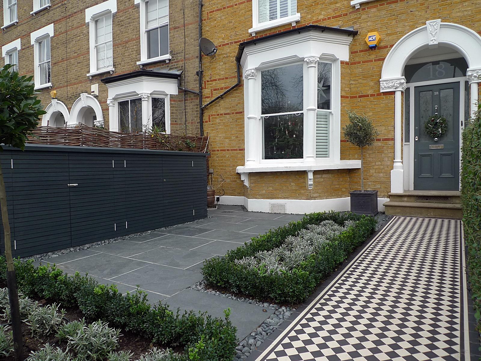 london front garden designer anewgarden