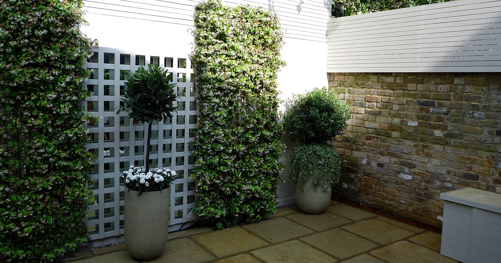 Garden Design Minimalist : Courtyard minimalist contemporary garden design and designer dulwich ...