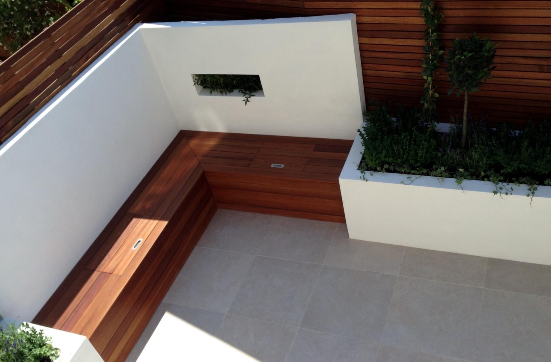 small garden design london kensington ideas low maintenance grey tiles
