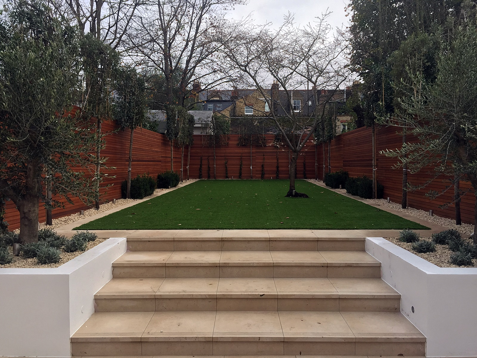 Landscaping London Kensington Clapham Putney