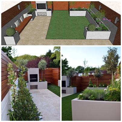 Garden designer balham clapham fulham chelsea kensington wimbledon london