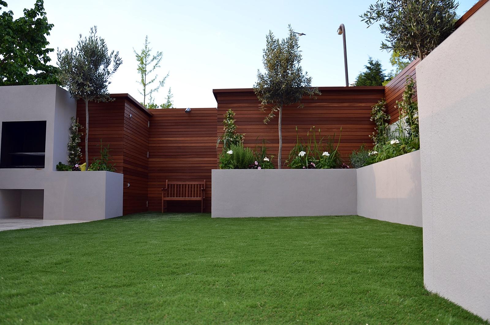 artificial grass london raised beds hardwood screen privacy trellis cedar london