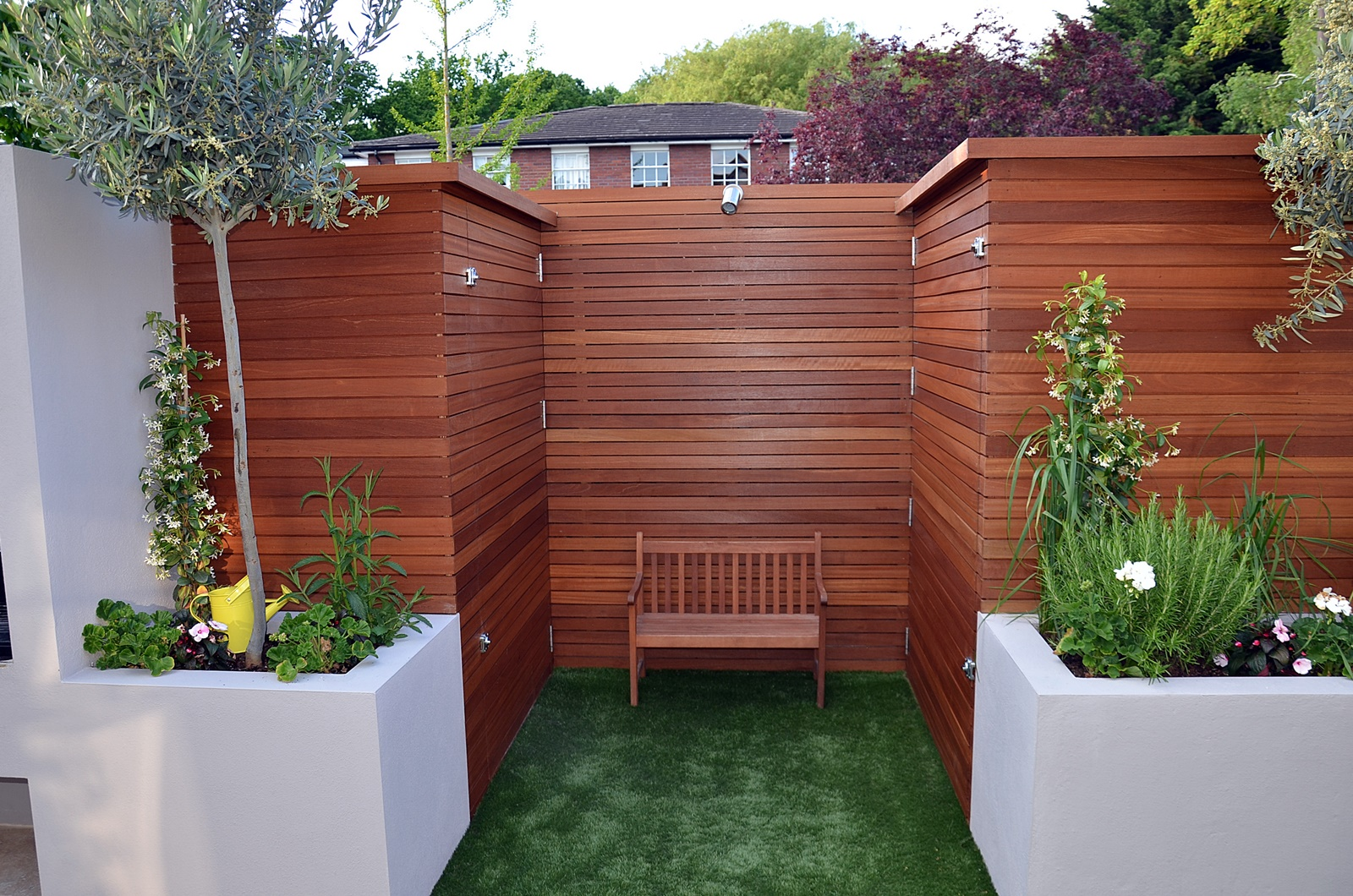 bespoke garden storage shed london