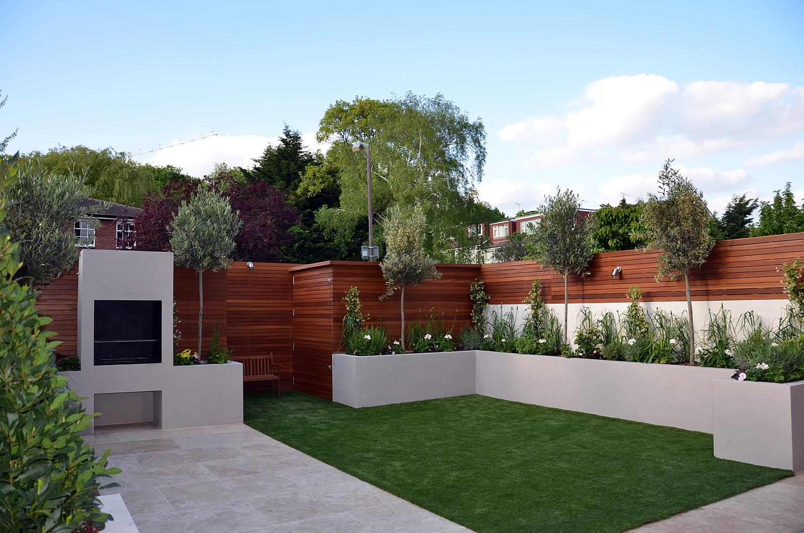 designer garden london